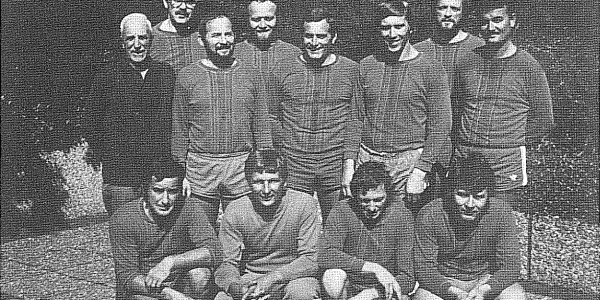 Erste Herrenmannschaft 1973