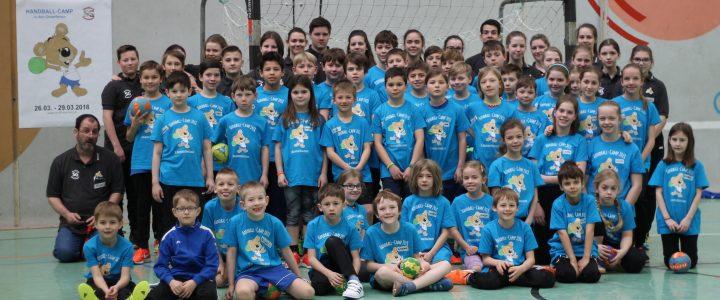 Fotos: Handballcamp 2018