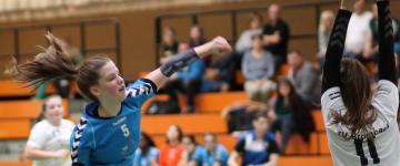 GFS über Handball