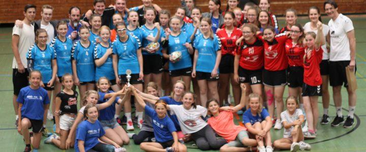 Hummel-Cup 2018 C-Mädels