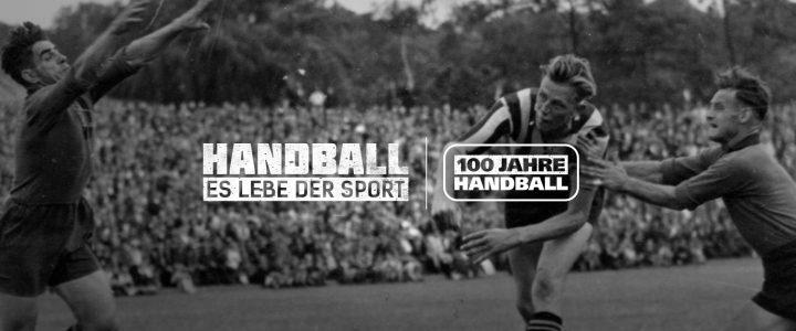 100 Jahre deutscher Handball