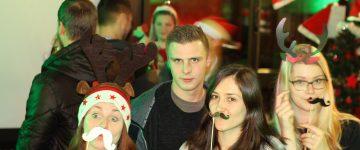 Fotos: Nikolausparty – Fotobox