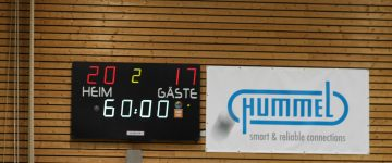 Damen – TSV Alemannia Zähringen 20:17 (10:9)
