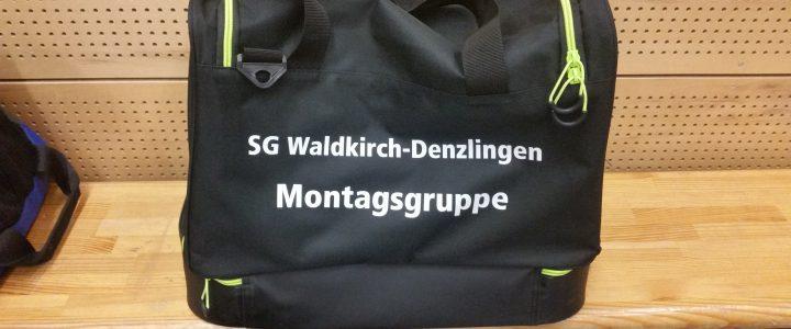 Fotos: MG mit neuem Hauptsponsor