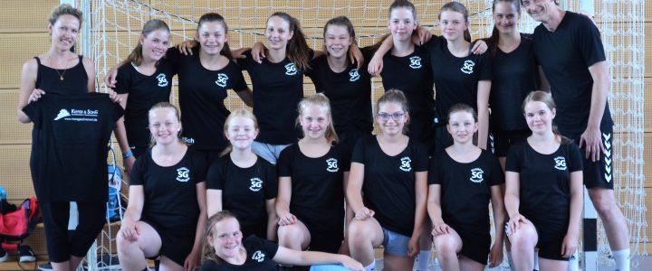 C-Mädchen in Heitersheim