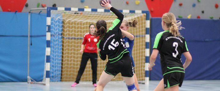Fotos: D1 im Pokal gegen Schopfheim