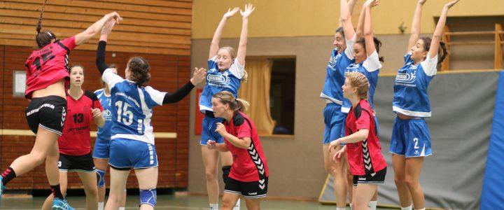 Fotos: Damen 1 gegen SFE FR
