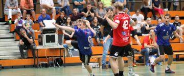 Bericht: H1 gegen Sinzheim