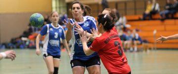 Fotos: Damen 1 gegen HSG FR 3