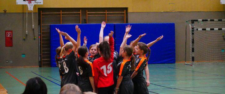 Fotos: wJE1 gegen HSG Freiburg
