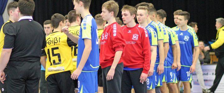 Fotos: B-Jugend bei der SG KöTe