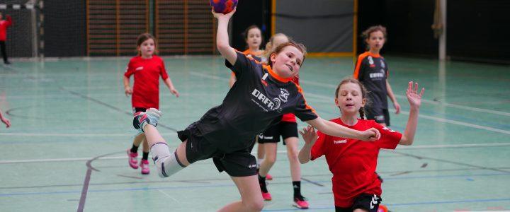 Fotos: E-Mädchen gegen Oberhausen