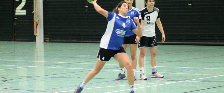 Damen 1 gegen HSG Dreiland 2 erfolglos