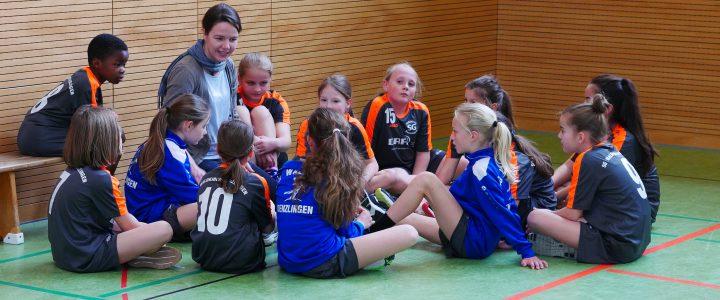 Fotos: E2 Mädchen in Gundelfingen