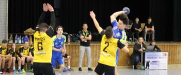 B-Jugend plant Handball-Wunder