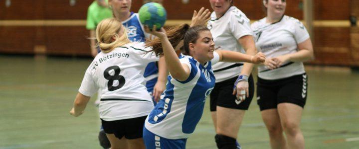 Damen II eröffnen Saison mit einem 34:12-Erfolg gegen den TV Bötzingen
