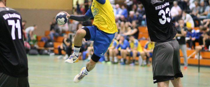 Fotos: Herren 1 gegen HSG Dreiland