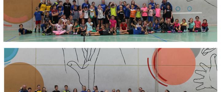 Presseberichte Grundschultag(e) Handball 2019