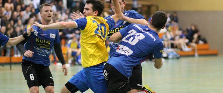SG Waldkirch / Denzlingen – Handball Union Freiburg 18:25 (9:11)