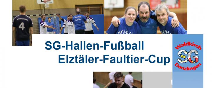 Elztäler – Faultier – Cup 2019 Spielplan