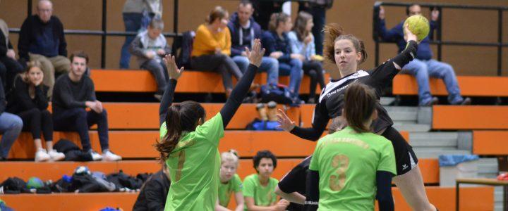 Sieg gegen die B-Mädchen der DJK Bad Säckingen: 25:19 (15:11)