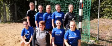 Saisonstart der weiblichen B-Jugend bei der SG Kenzingen / Herbolzheim