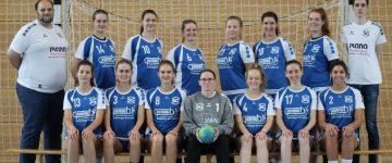 Damen II eröffnen Saison mit einem Unentschieden gegen den TV Bötzingen