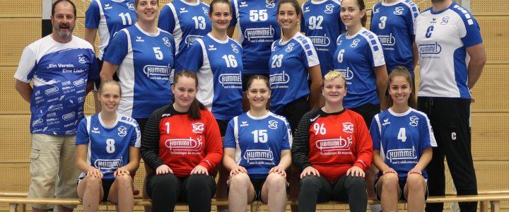 Erneute Niederlage der Damen 1 bei der SG Gutach/Wolfach (22:12)